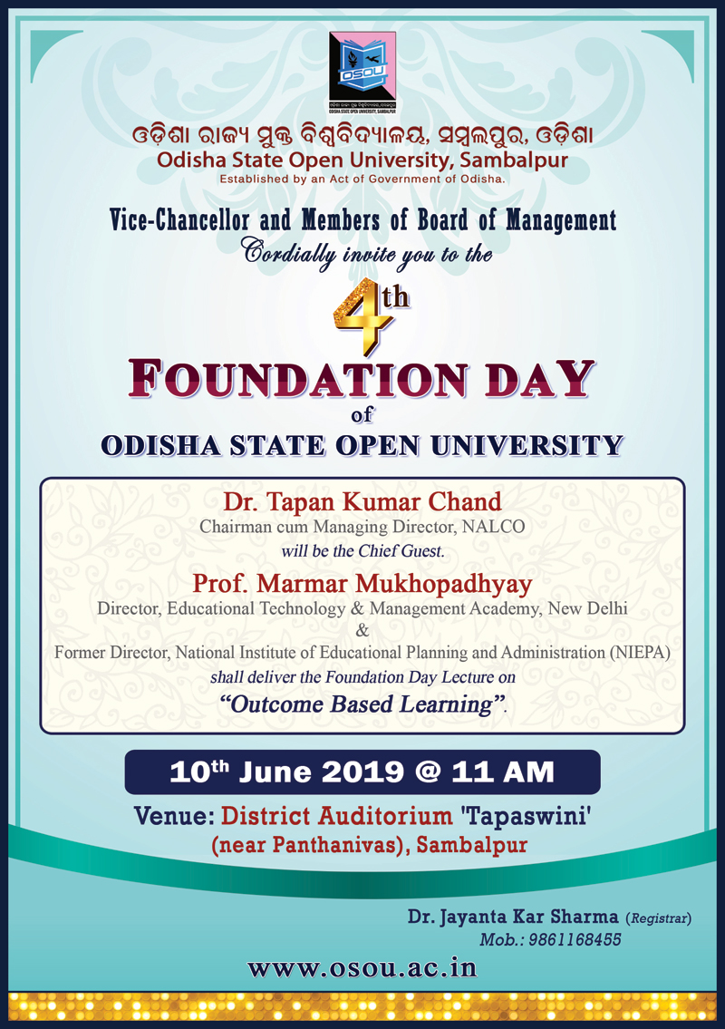 4th Foundation Day