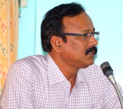 Dr. Manas Ranjan Pujari, OES(I)