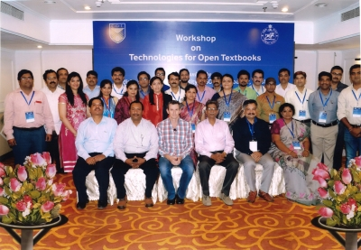 Workshop on Technology for Open Textbook