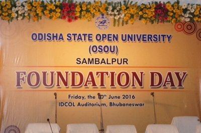 Foundation Day Function of OSOU